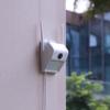 Kép 1/4 - D6 WiFi biztonsági kamera és kültéri fali lámpa / HD felbontás