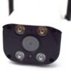 Kép 2/3 - HD WiFi éjjellátó, vízálló biztonsági IP kamera / vezeték nélküli, 3MP