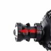 Kép 4/6 - P50 LED zoom fejlámpa nagyteljesítményű akkumulátorral