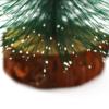 Kép 3/4 - Karácsonyi mini díszfenyő dekoráció / 27 cm