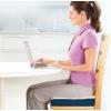 Kép 1/5 - Kétoldalú kényelmi ülőpárna / zselé- és habszivacs párna