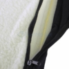 Kép 2/5 - Kétoldalú kényelmi ülőpárna / zselé- és habszivacs párna
