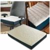 Kép 4/5 - Kétoldalú kényelmi ülőpárna / zselé- és habszivacs párna