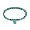Kép 4/4 - Függőleges kézi gőzvasaló, textilgőzölő / TW-31950
