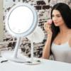 Kép 1/4 - Páramentes kozmetikai- és sminktükör beépített ventilátorral