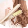 Kép 1/4 - 2 az 1-ben hajformázó / hajvasaló és hajgöndörítő készülék