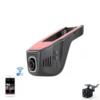 Kép 4/6 - WiFi autós fedélzeti kamera / HD Dash Cam, menetrögzítő + tolatókamera