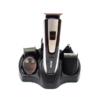 Kép 1/4 - Hoomei 5 az 1-ben hajnyíró, trimmelő, borotva és szakállnyíró gép