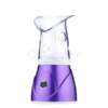 Kép 2/3 - Hoomei arcszauna orrgőzölő adapterrel / a tökéletes, fiatalos bőrért - lila (HM-7560)