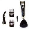 Kép 1/3 - Hoomei akkumulátoros, profi hajnyírógép, állítható fejjel