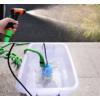 Kép 5/5 - Hordozható magasnyomású mosó / autómosó készlet szivargyújtó csatlakozóval