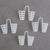 Kép 4/4 - Nagy horkolásgátló szett / fogvédő + 4 db orrgyűrű
