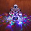 Kép 2/4 - Táncoló robot / zenél, táncol, színes fényekkel világít