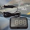 Kép 1/4 - HUD GPS-szel - Univerzális szélvédőre vetítő sebesség kijelző autóba