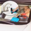 Kép 3/5 - Csuklófejes ablak- és szélvédőtisztító beépített adagolóval / páramentesítő