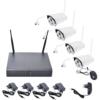 Kép 1/4 - Wireless NVR Kit – 4 csatornás, digitális kamerarendszer, 4 HD kamerával, Cloud funkcióval
