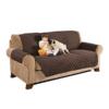 Kép 2/5 - Kétoldalú kanapévédő takaró, nagy méret – véd a szennyeződésektől és az állatszőrtől...