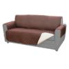 Kép 3/5 - Kétoldalú kanapévédő takaró, nagy méret – véd a szennyeződésektől és az állatszőrtől...