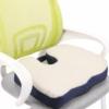 Kép 3/4 - Kényelmi ülőpárna farokcsont kivágással / zselé- és habszivacs párna