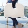 Kép 4/4 - Kényelmi ülőpárna farokcsont kivágással / zselé- és habszivacs párna