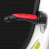 Kép 1/4 - Kiszállást segítő és üvegtörő kalapács, övvágóval és LED világítással