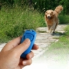 Kép 1/4 - Nyomógombos kutyaoktató, idomító klikker / beépített síppal
