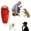 Kép 3/4 - Nyomógombos kutyaoktató, idomító klikker / beépített síppal