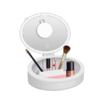 Kép 1/4 - Kozmetikai- és sminkes doboz tükörrel és világítással