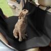 Kép 5/5 - Védőhuzat autókba kutyák számára / ülésvédő huzat