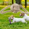 Kép 1/3 - Játszókötél kutyáknak, 1 csomóval
