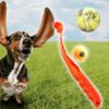 Kép 1/3 - Labdahajító játék kutyáknak / labdával