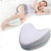 Kép 2/5 - Ergonomikus lábpárna, a kényelmes alvásért / térd- és lábtámasztó párna