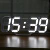Kép 4/4 - Digitális LED óra hőmérővel / asztali és fali óra
