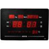 Kép 2/3 - LED kijelzős digitális óra naptárral, hőmérővel és ébresztővel
