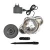 Kép 2/4 - Mini LED hóesés projektor / kül- és beltéren is használható dekorvilágítás