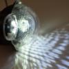 Kép 4/4 - Mini LED hóesés projektor / kül- és beltéren is használható dekorvilágítás