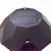 Kép 3/5 - Nagy napelemes LED fáklya kültérre - A tűz tánca