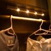 Kép 2/3 - Mozgásérzékelős szekrényvilágítás 4 leddel