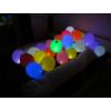 Kép 1/3 - LED lufi / világító ledes léggömb, 5 db-os csomag