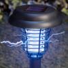 Kép 1/3 - Kerti napelemes, szúnyogirtó LED lámpa / leszúrható