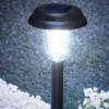 Kép 2/3 - Kerti napelemes, szúnyogirtó LED lámpa / leszúrható