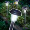 Kép 3/3 - Kerti napelemes, szúnyogirtó LED lámpa / leszúrható