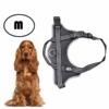 Kép 1/6 - M-es kutyahám / 15-25 kg-os kutyák számára - fekete