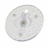 Kép 2/4 - Mágneses 24W kerek LED modul / 270 mm átmérő, lámpatesthez is mágnesezhető