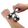 Kép 1/3 - Nagy 3D kézi görgős masszírozó