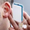 Kép 1/3 - Hangerősítő készülék - fülbe dugható hallókészülék több füldugóval