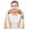 Kép 3/5 - Shiatsu elektromos nyak-, váll- és testmasszírozó készülék