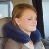 Kép 1/3 - Komfort nyakpárna utazáshoz