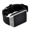 Kép 2/4 - Okosóra kártyafüggetlen SIM foglalattal és kamerával / Bluetooth SmartWatch - fekete