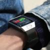 Kép 4/4 - Okosóra kártyafüggetlen SIM foglalattal és kamerával / Bluetooth SmartWatch - fekete